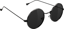 Glassy Sunhaters - Mayfair Black/blk Sunglasses