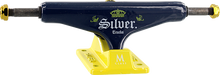 Silver - M-class 8.25 Lager Blue/gold (Skateboard Trucks - Pair)