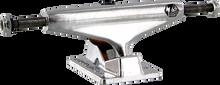 Industral Trucks - Iv 4.75 Raw/raw W/blk Logo Ppp (Skateboard Trucks - Pair)
