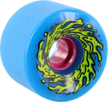 Santa Cruz - Slimeballs Og Slime 66mm 78a Blue (Skateboard Wheels - Set of 4)