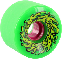 Santa Cruz - Slimeballs Og Slime 66mm 78a Green (Skateboard Wheels - Set of 4)