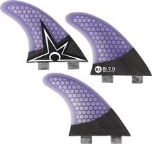 Kinetik - B.irons Carbo Tune S-m Fcs Purple/blk