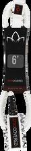 Stc - Dlx Comp 6' Leash Solid White