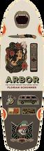 Arbor - Artist Pocket Rocket Deck-7.75x26 - Longboard Deck