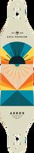 Arbor - Flagship Premium Axis Deck-8.8x40 - Longboard Deck