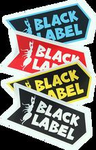Black Label - Anti Logo Decal Single Asst.
