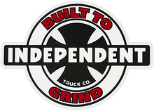 "Independent - 95 Btg Ring Decal 4""x5.5""  Single"