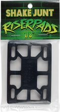 Shake Junt - Riser Pads Black 1set - Skateboard Risers