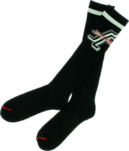 Santa Cruz - Ogsc Mini Tall Socks Black 1pr - Skateboard Socks