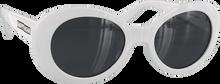Happy Hour - Hour Beach Party Sunglasses White