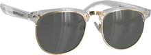 Happy Hour - Hour G2 Clear/gold Sunglasses
