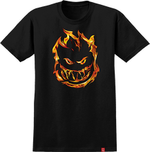 Spitfire - 451 Yth Ss S-black - Youth Tshirt