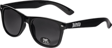 Bones Wheels - Logo Sunglasses Black
