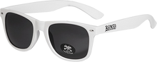 Bones Wheels - Logo Sunglasses White