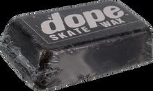 Dope Skate Wax - Wax Large Brick Black - Skateboard Wax