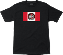 Independent - Banner Ss M-black - T-Shirt