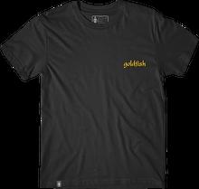 Girl - Films Goldfish Embroidered Ss L-black - T-Shirt