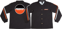 Bronson Speed Co - Racing Stripes Windbreaker L-black