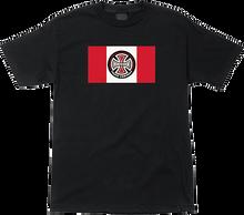 Independent - Banner Ss L-black - T-Shirt