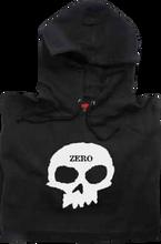 Zero - Skull Hd/swt S-black - Skateboard Sweatshirt