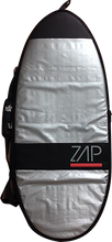 "Zap - Standard Board Bag Bag Sm 53"" Sil/blk/grey/red"