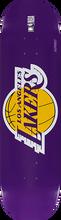 Aluminati - Woody Deck-8.25 La Lakers - Skateboard Deck
