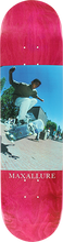 Maxallure - Legacy Deck-8.0 Pink - Skateboard Deck