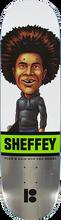 Plan B - B Sheffey Mvp Deck-8.0 - Skateboard Deck