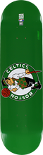 Aluminati - Woody Deck-8.25 Boston Celtics - Skateboard Deck