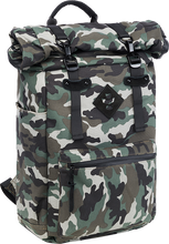 Revelry - Drifter Rolltop Backpack 23l Blk Camo/blk - Backpack