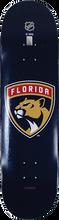 Aluminati - Woody Deck-8.25 Florida Panthers - Skateboard Deck