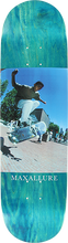 Maxallure - Legacy Deck-8.5 Turquoise - Skateboard Deck