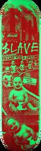 Slave - Toxic Babies Deck-8.5 Grn/red - Skateboard Deck