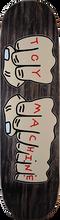 Toy Machine - Fists Deck-8.5 Black - Skateboard Deck