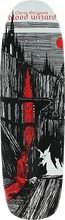 Blood Wizard - Wizard Gregson Castlebasas Deck-8.88 - Skateboard Deck