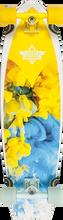 Duster - Kosher Retro Complete-9.5x33 Blu/yel - Complete Skateboard