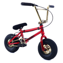 Fatboy BMX Pro Series Bike - Mini BMX - Bazooka X