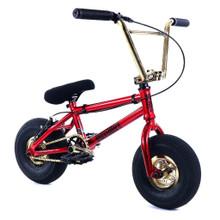 Fatboy BMX Pro Series Bike - Mini BMX - Bazooka X