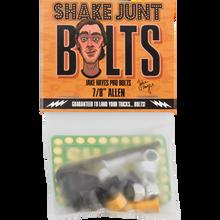 """SHAKE JUNT - Hayes 7/8"""" Allen Blk/org/wht 1set"""