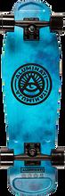 Aluminati - Basic Cool Mullet Comp-8.12x28 Blu Dye - Complete Skateboard