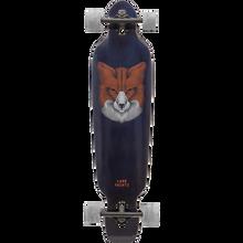 LANDYACHTZ - Battle Axe 38 Fox Complete-9.4x38.2 Blk - Complete Skateboard