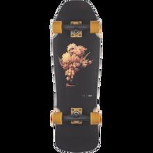 Globe - Blaster Complete-9.25x30 Black Shade/mustard - Complete Skateboard
