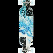 San Clemente - Broken Glass Dd Complete-9x39 - Complete Skateboard