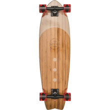 Globe - Chromantic Comp-9.5x33 Bamboo/almond - Complete Skateboard