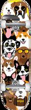 Enjoi - Dog Collage Complete-7.37 - Complete Skateboard
