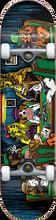 ALMOST - Dog Poker Complete-8.0 Blue - Complete Skateboard