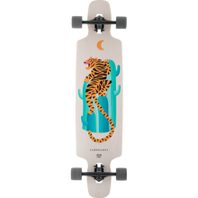 LANDYACHTZ - Drop Carve 40 Desert Tiger Complete-9.3x40.3  - Complete Skateboard
