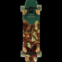 LANDYACHTZ - Fiberglass Hatchet Birds Complete-9.3x40.3 Grn - Complete Skateboard