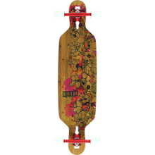 Riviera - Fire Blossoms Complete-9.5x38 - Complete Skateboard