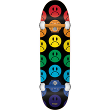 Enjoi - Frowny Face Cruiser Complete-8.75x31.75 Blk - Complete Skateboard
